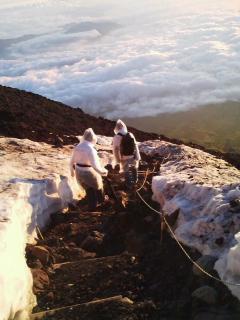 富士登山 2012年・夏